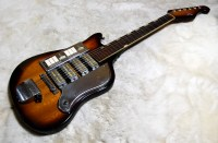 Psychoactivelectricity  - Teisco SD-4L