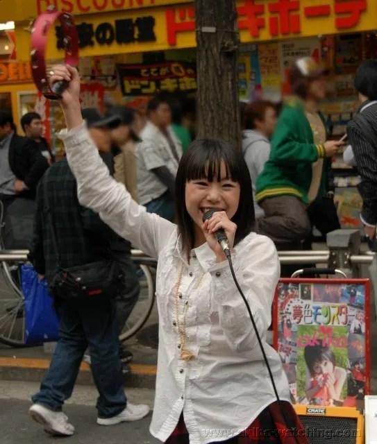 秋葉原 2006/04/23 ライブ編 - Akiba-Watching