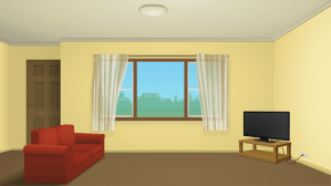 animation livingroom backgrounds newgrounds
