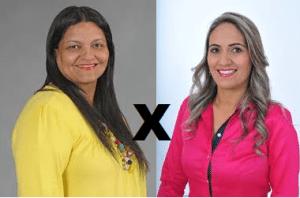 Telma Rufino x Jaqueline Silva