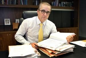 Secretário-geral Admar Gonzaga destacou que ser de direita não é atentar contra a democracia