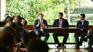 Nesta reunião, ficou claro que Alcolumbre e principalmente Maia não têm interesse na PEC da 2ª instância, e Sérgio Moro foi apenas um espectador