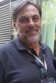 Jornalista Eduardo Faustine