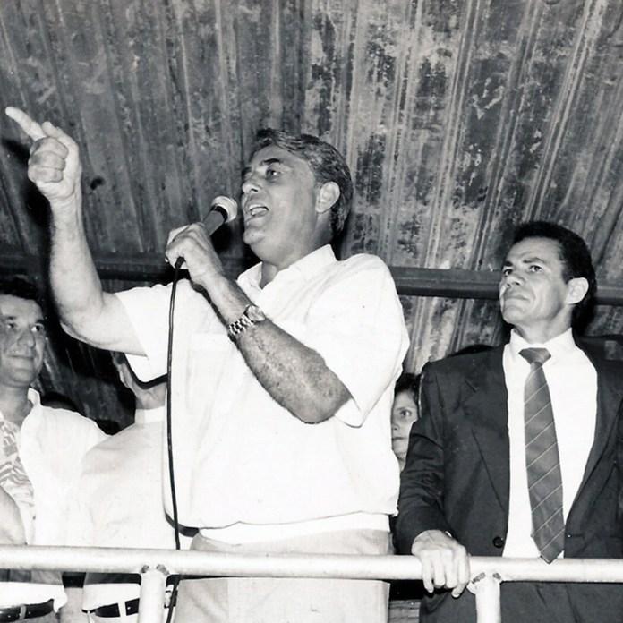 Joaquim Roriz & Gilson Araújo