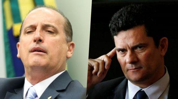 Sérgio Moro é a vacina para o câncer da corrupção, diz Onyx Lorenzoni