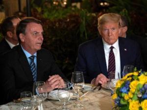 Jair Bolsonaro & Donald Trump