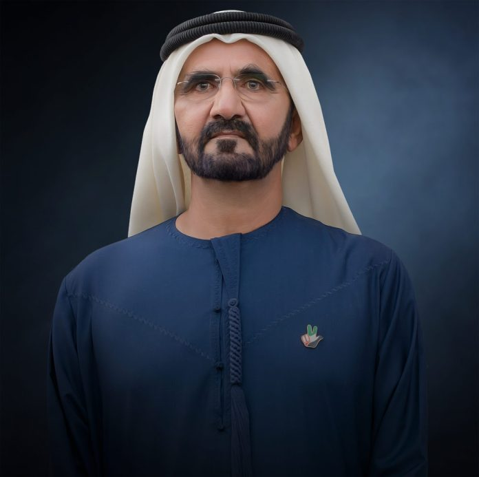 Sua Alteza Xeque Mohammed bin Rashid Al Maktoum