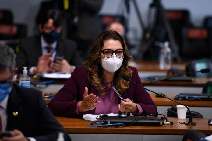 Senadora Leila Barros (PSB/DF)