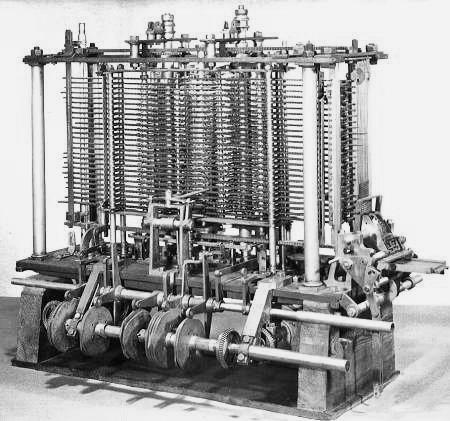 Máquina de Babbage