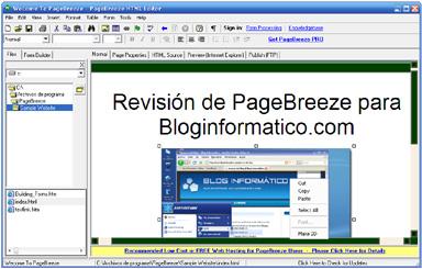 PageBreeze