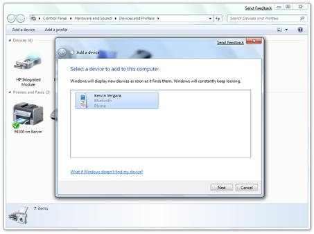 Windows 7: Gestión de impresoras y dispositivos