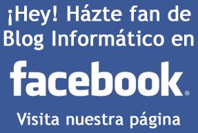 Blog Informático en Facebook