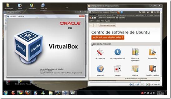 VirtualBox 3.2.8