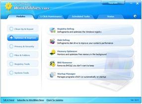 2 WinUtilities software