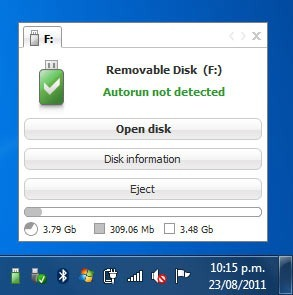 Virus no detectado en pendrive
