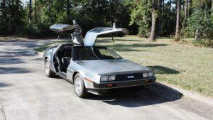Vers une DeLorean electrique