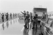 Alabama National Guard escorts Freedom Riders