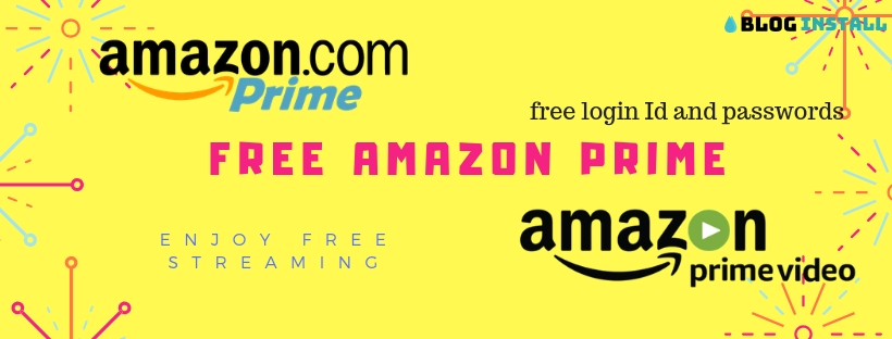 Free Amazon Prime Account in Oct 2018 working cookies - BlogInstall