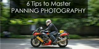 What is the correct shutter speed for Panning?