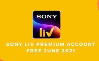 Sony Liv Premium Account ID and Password 2021 [100% Working]