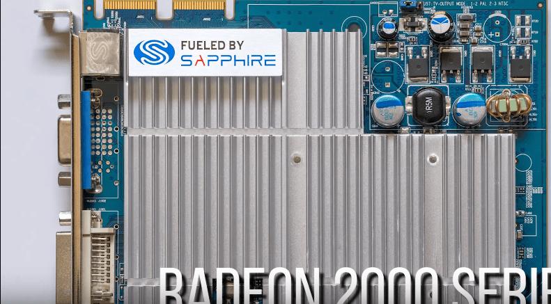 radeon 2000