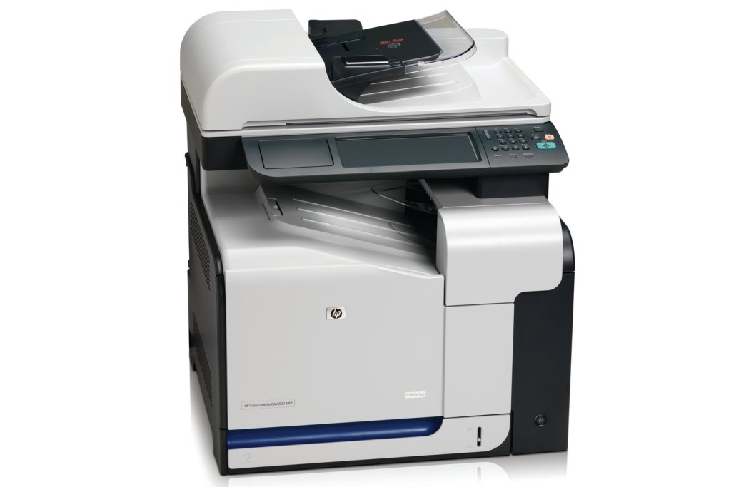 HP Color LaserJet CM3530 MFP 2