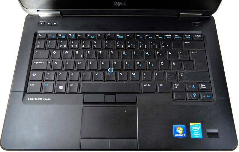 Dell Latitude E5440 - tastatura si touchpad