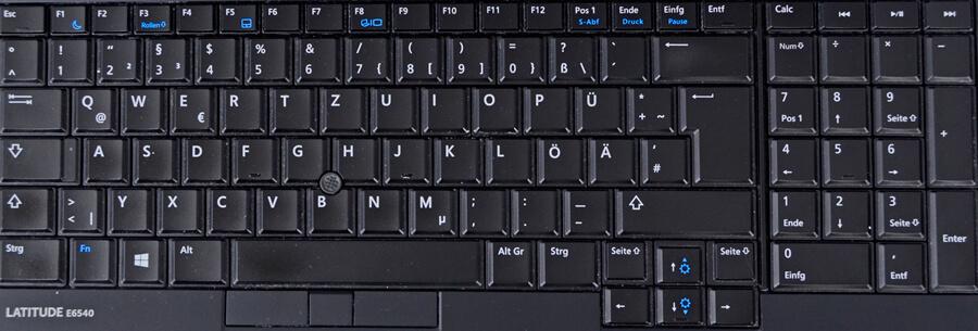 tastatura Dell Latitude E6540