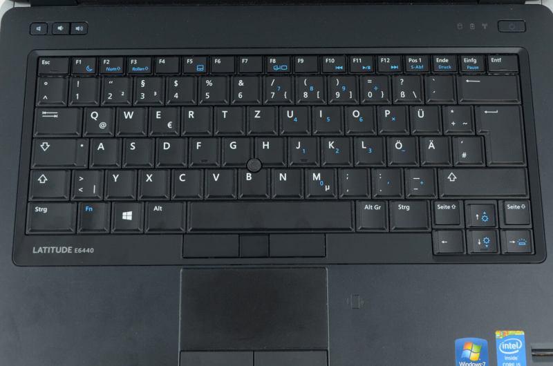 Dell Latitude E6440 - tastatura si palmrest