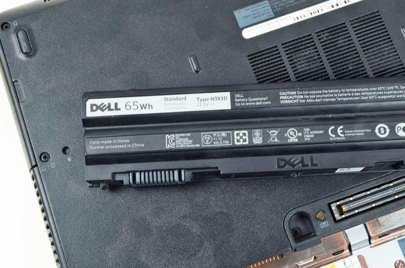 Dell Latitude E6440 - baterie