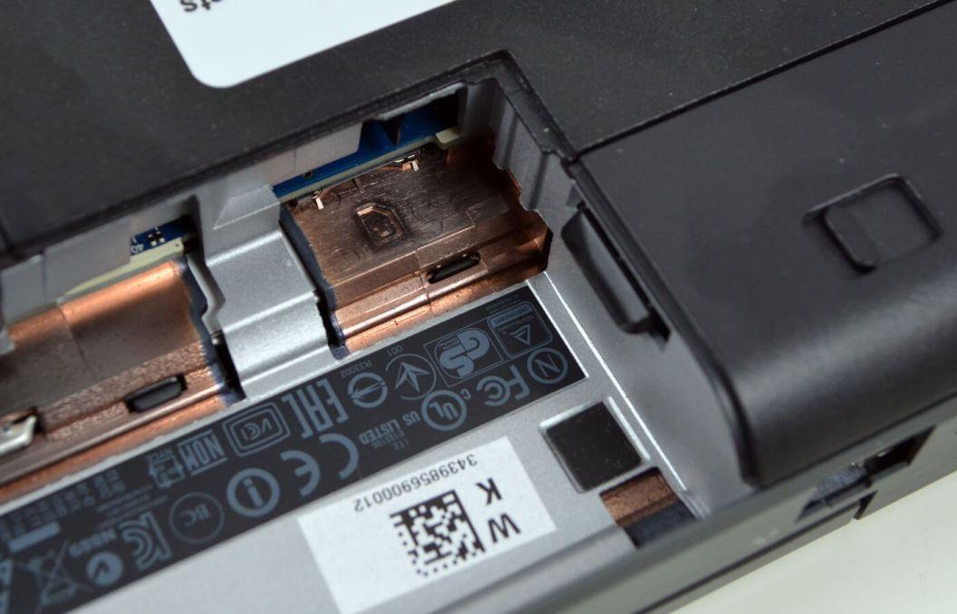Dell Latitude E6440 - modul SIM