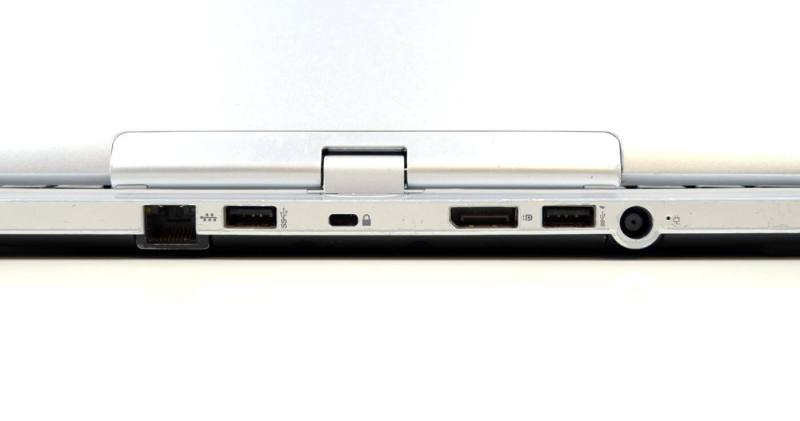 HP EliteBook Revolve 810 G1 - laterala din spate