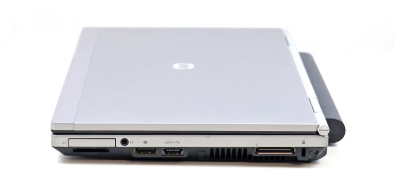 HP EliteBook 2560p - laterala dreapta