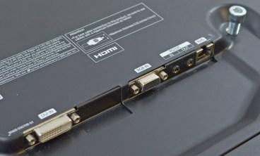 Samsung LH32MEB - porturi disponibile #1