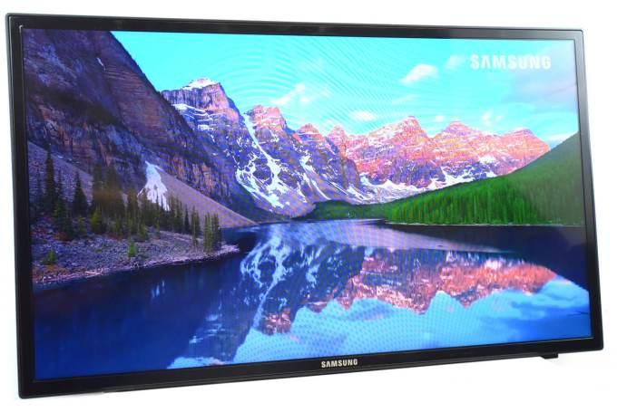 Vedere generala monitor profesional Samsung LH32MEB #1