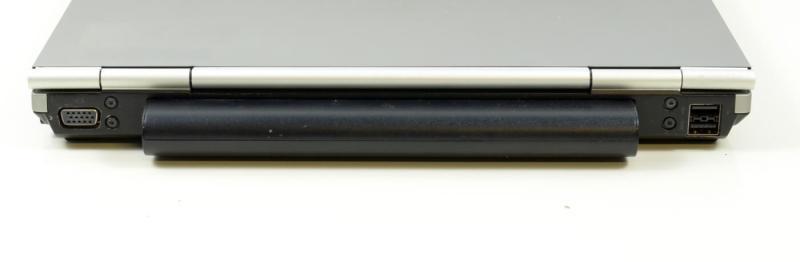 HP EliteBook 2570p - laterala spate