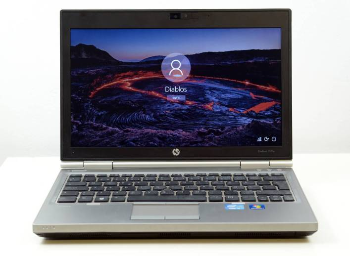 HP EliteBook 2570p - vedere generala #1