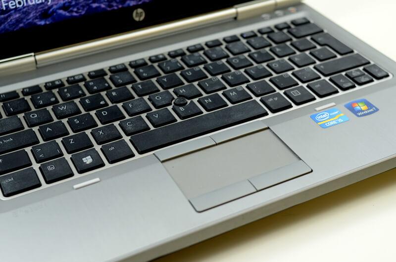HP EliteBook 2570p - tastatura si touchpad