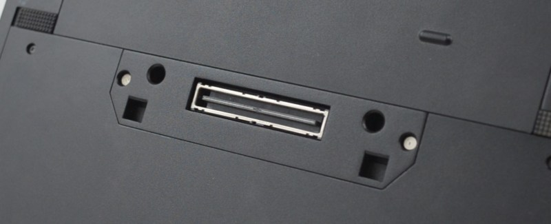 HP EliteBook 2170p - conector docking station