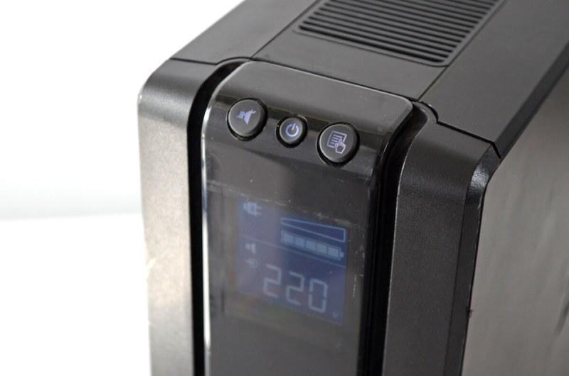 APC Back-UPS Pro BR1500GI / BR1200GI Panou Frontal