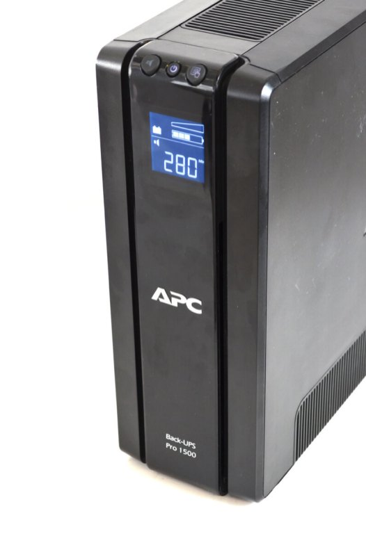 APC Back-UPS Pro BR1500GI 865 watti