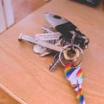 I'm Not Gay, But My House Key?