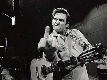 Johnny Cash, San Quentin Prison, 1969