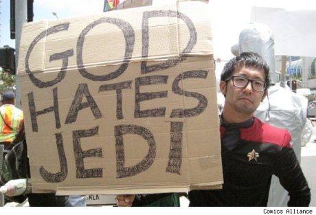 GOD HATES JEDI