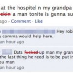 Literacy Fail: How to Properly Use a Comma