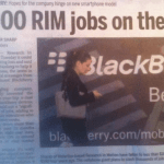 Headline Oops: RIM Jobs?