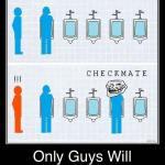 Men's Toilet Etiquette