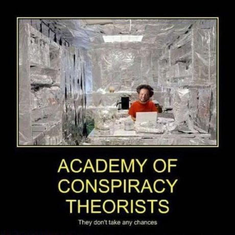 Academy of Conspiracy Theorists: They don't take any chances