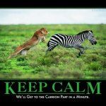 Keep Calm and Carry On?