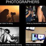 What Do Photographers Actually Do?